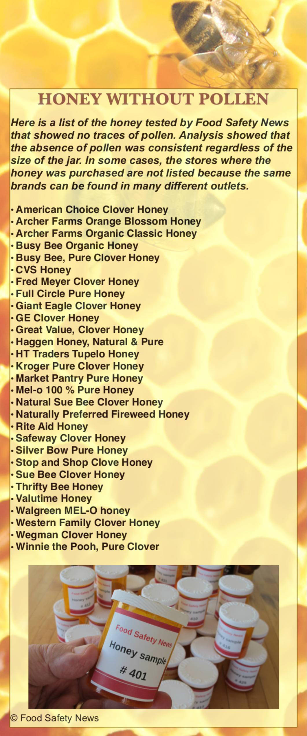 How To Differentiate Real Honey From The Fake
