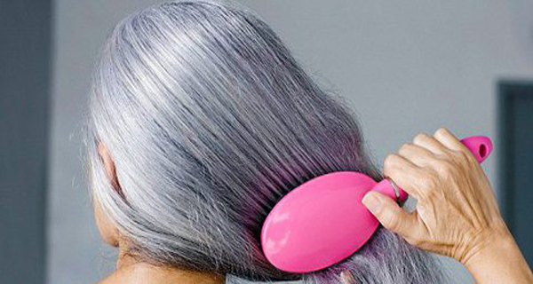 SAY GOODBYE TO GREY HAIR: THE SIMPLEST RECIPE THAT YOU CAN MAKE AT HOME