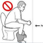 You've been sitting on the toilet wrong your whole life. This is how to do it right